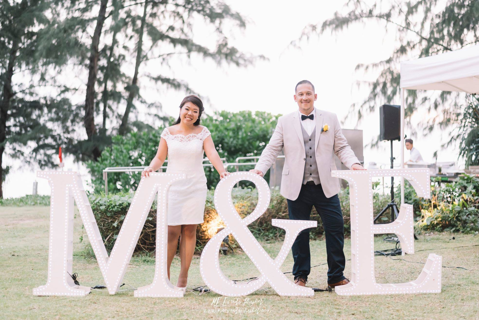 Monica & Eugene | Renaissance Phuket Resort & Spa